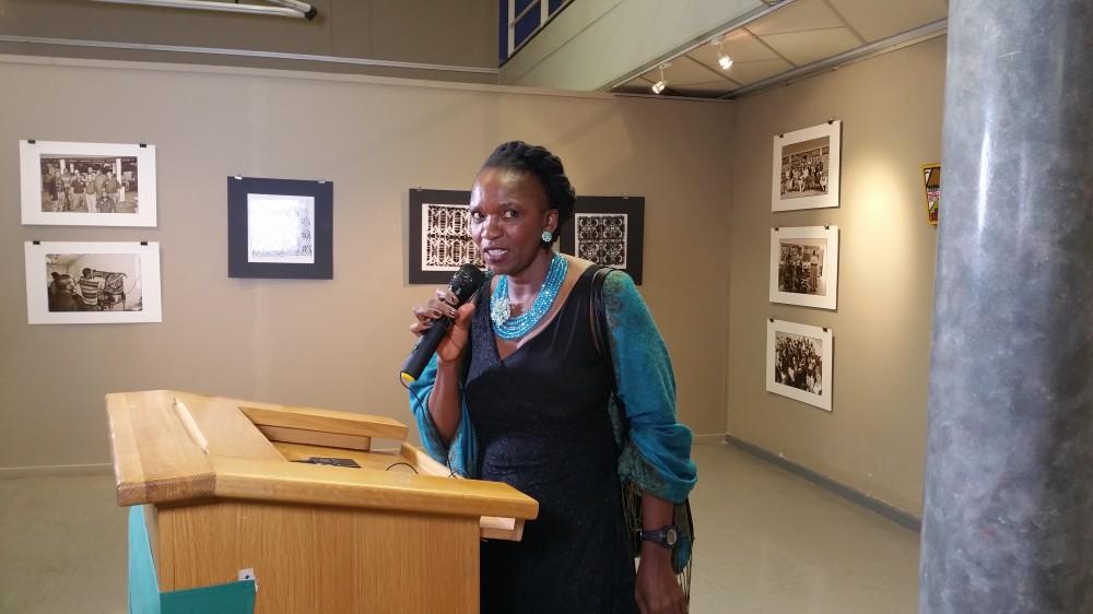 Dr Nombeko Mpako, UNISA