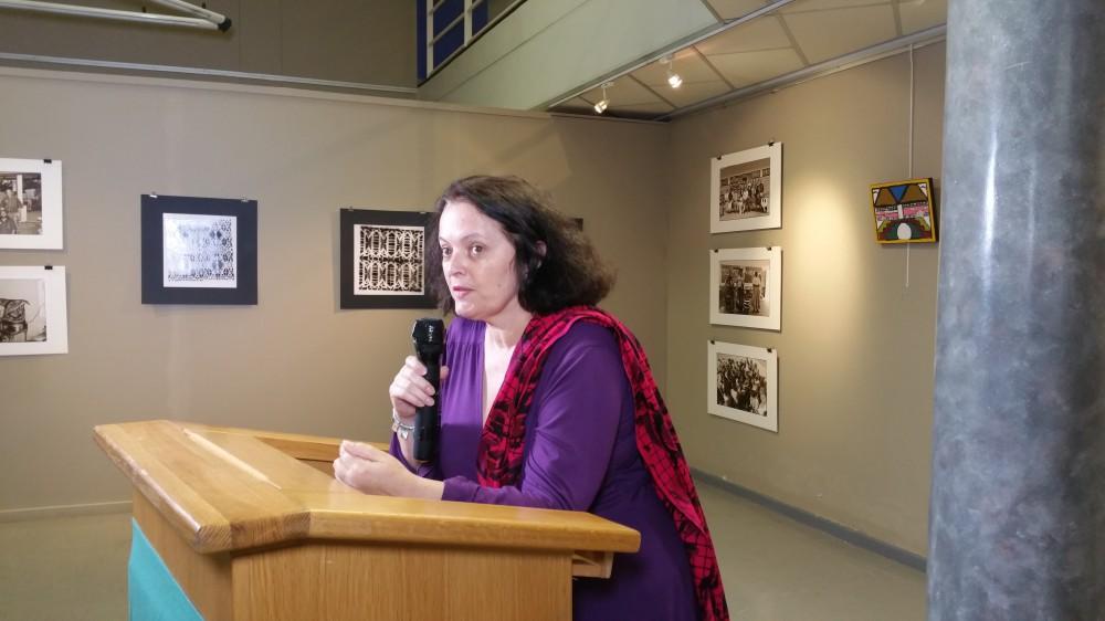 Bridget Thompson, Arts & Ubuntu Trust