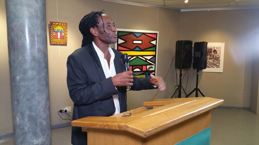 Phillip Manana DBE Opening speaker