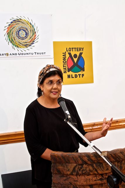 Zubeida Jaffer - Chairperson of the Trust